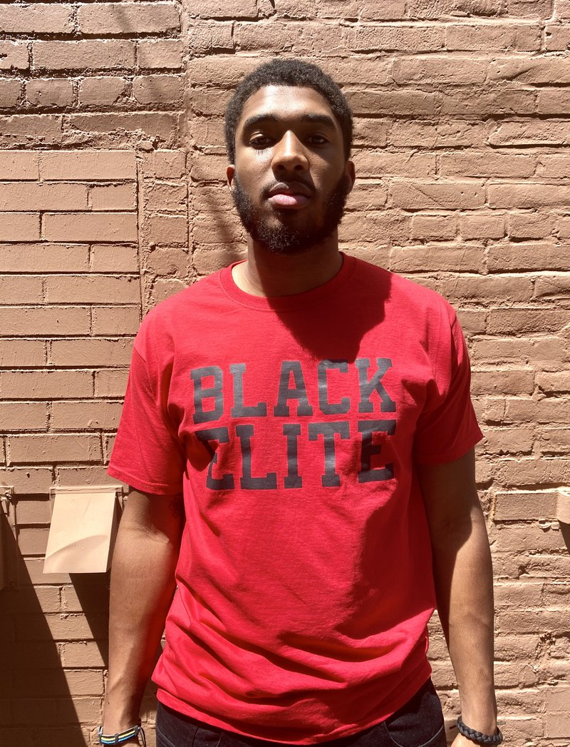 Black Elite T-Shirt